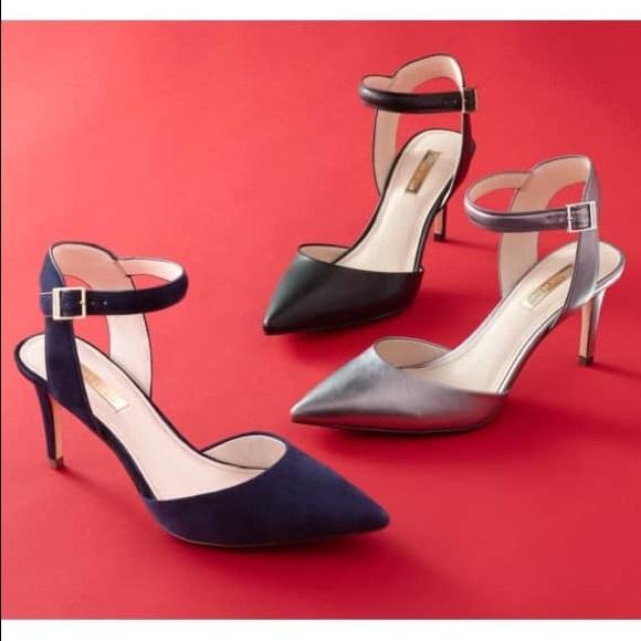 72e23aedb23d Louise et Cie Shoes - LOUISE ET CIE Kota Ankle Strap Pump Sz 7